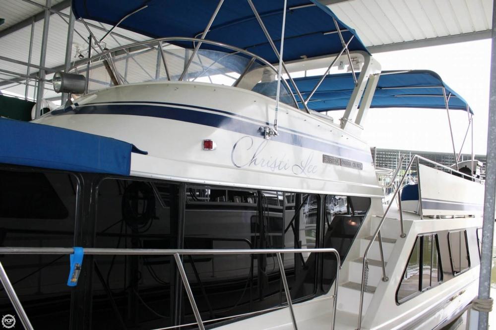 1985 Bluewater Yachts 51 Coastal Cruiser - Photo #5