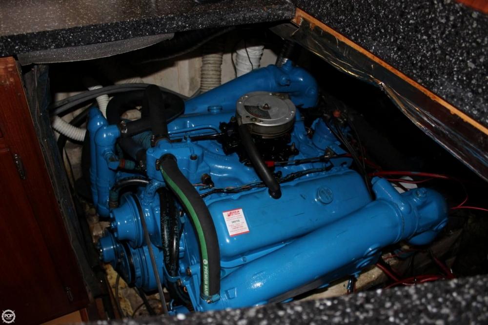 1985 Bluewater Yachts 51 Coastal Cruiser - Photo #12