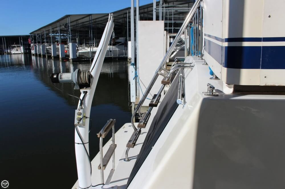 1985 Bluewater Yachts 51 Coastal Cruiser - Photo #16