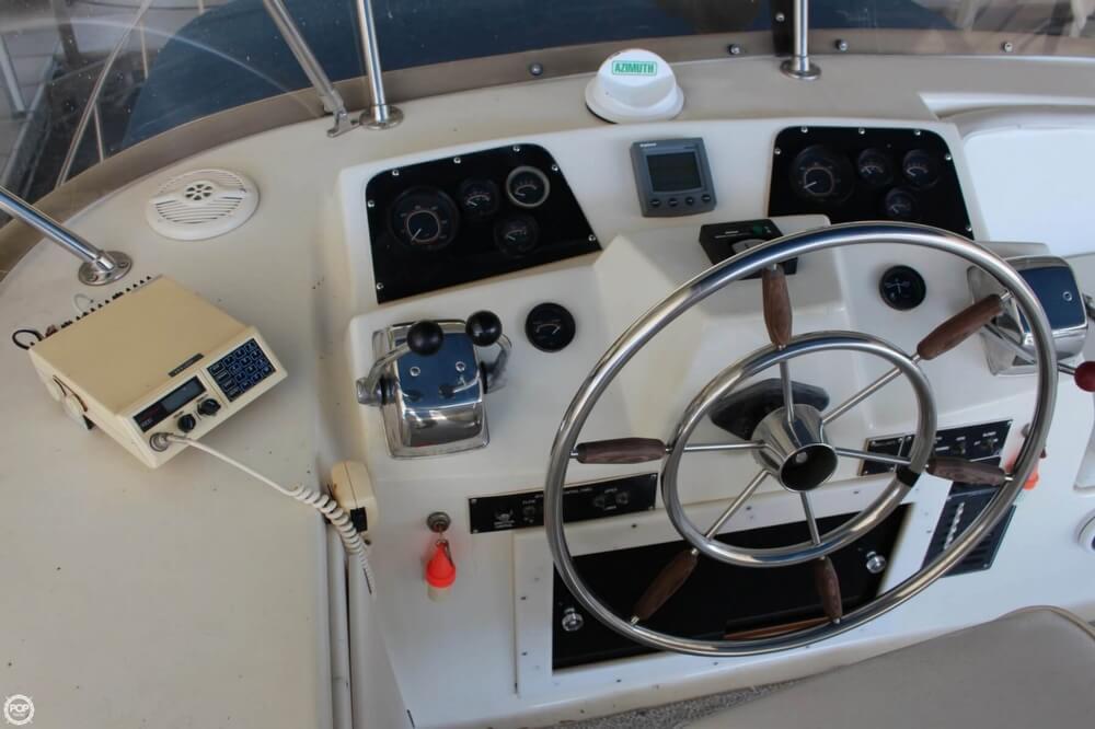 1985 Bluewater Yachts 51 Coastal Cruiser - Photo #20