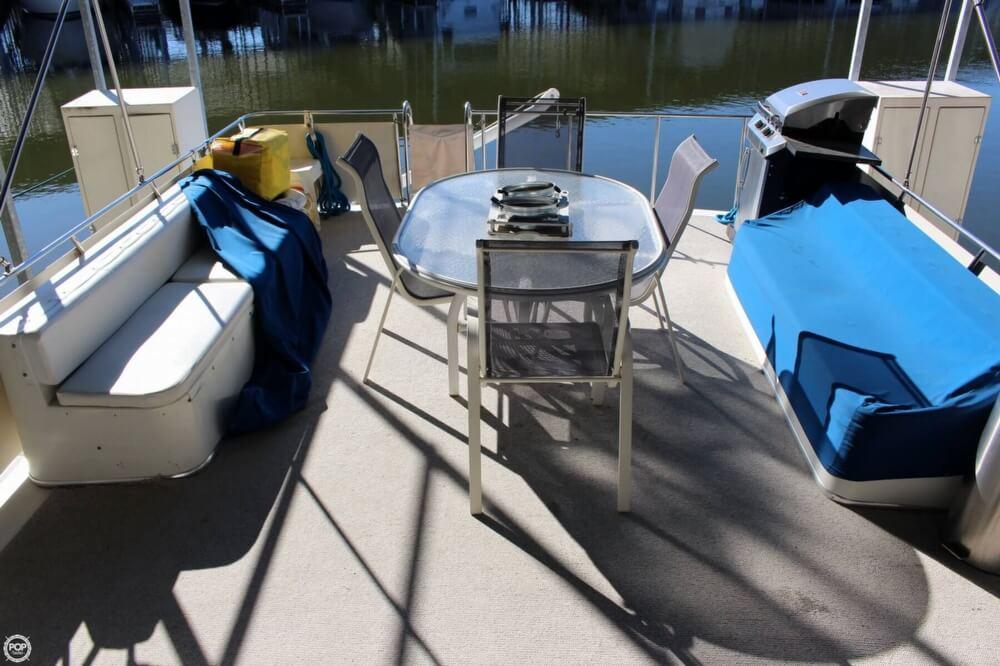 1985 Bluewater Yachts 51 Coastal Cruiser - Photo #21