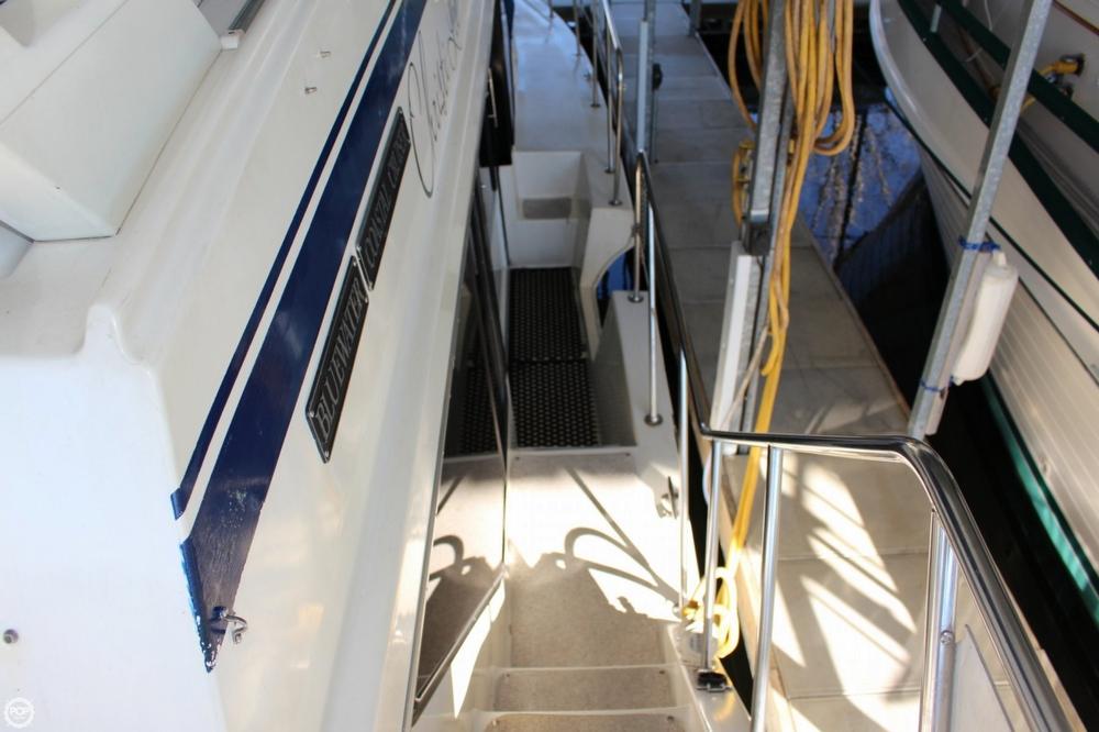 1985 Bluewater Yachts 51 Coastal Cruiser - Photo #25