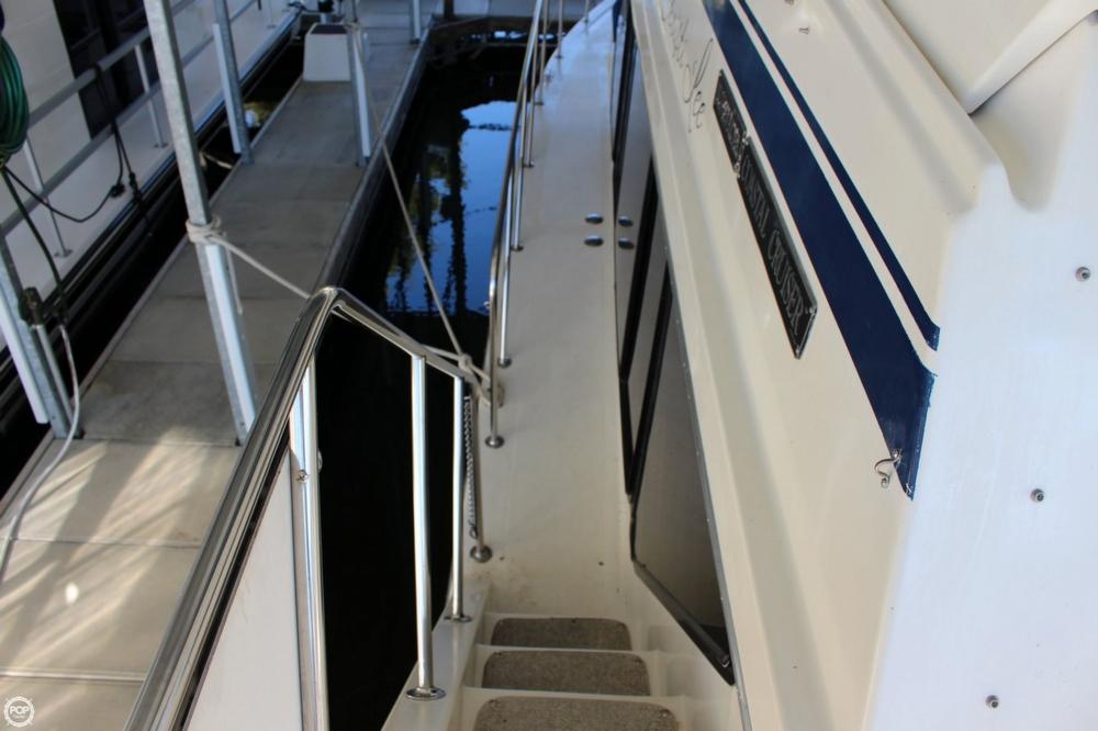 1985 Bluewater Yachts 51 Coastal Cruiser - Photo #26