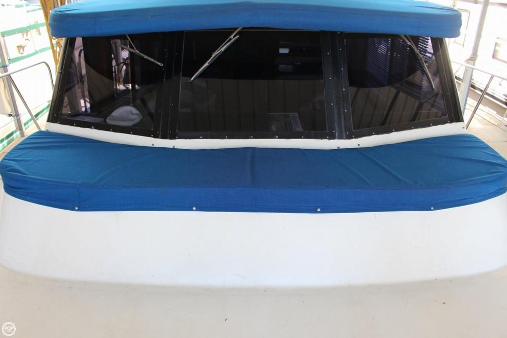 1985 Bluewater Yachts 51 Coastal Cruiser - Photo #29