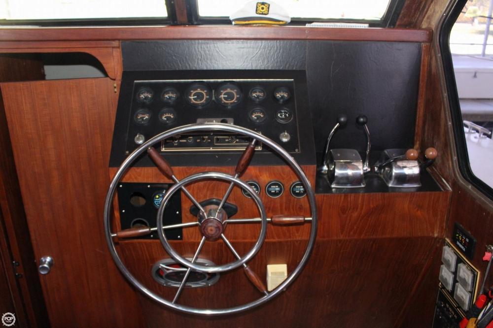 1985 Bluewater Yachts 51 Coastal Cruiser - Photo #30