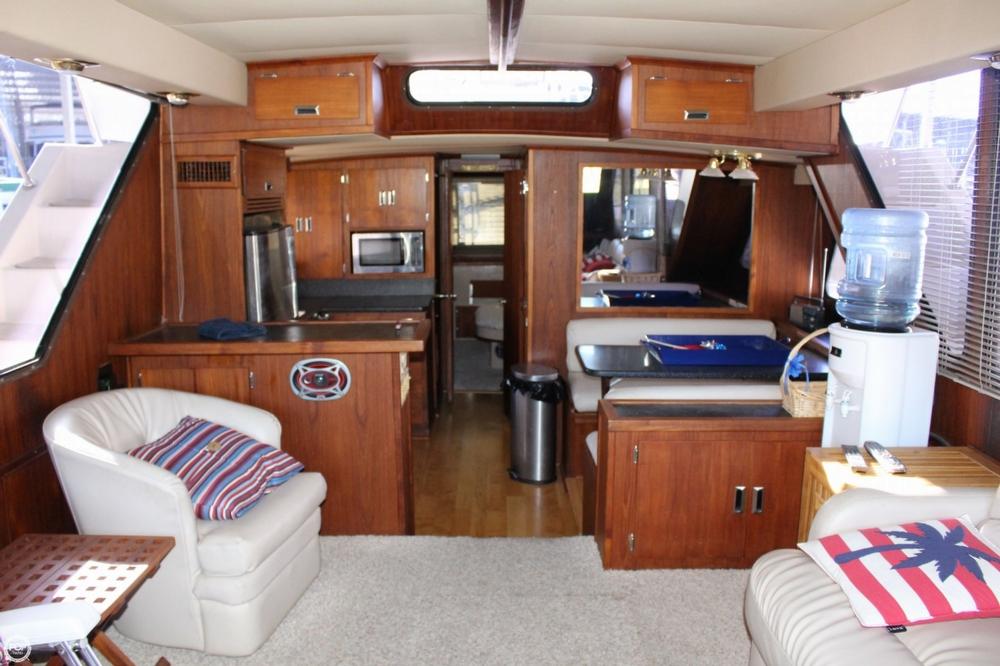 1985 Bluewater Yachts 51 Coastal Cruiser - Photo #31