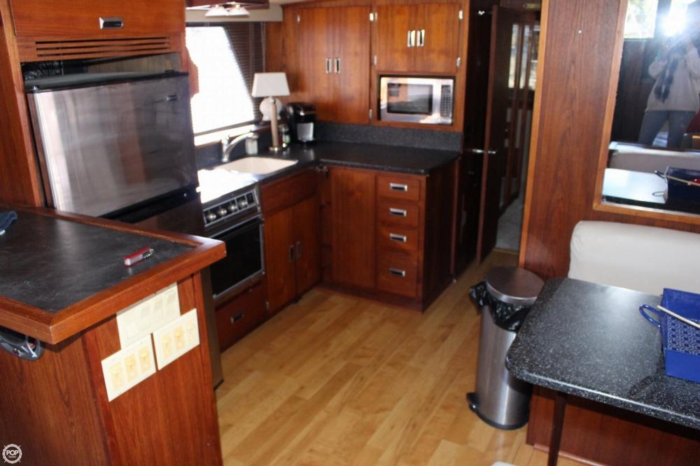 1985 Bluewater Yachts 51 Coastal Cruiser - Photo #34