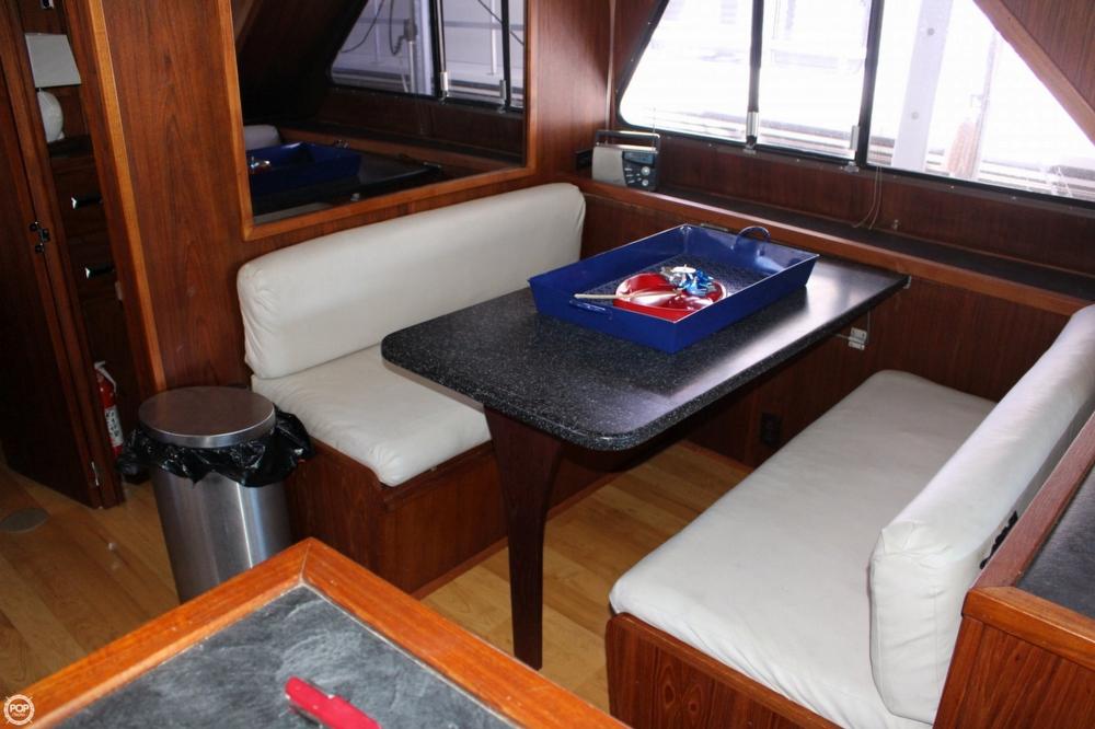 1985 Bluewater Yachts 51 Coastal Cruiser - Photo #35