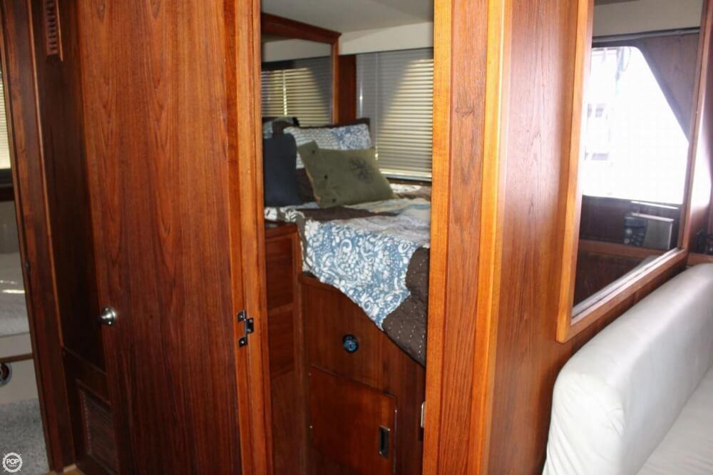 1985 Bluewater Yachts 51 Coastal Cruiser - Photo #38