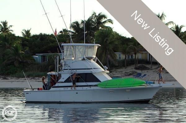 Used BERTRAM Fishing boats For Sale in Florida by owner   1978 Bertram 34