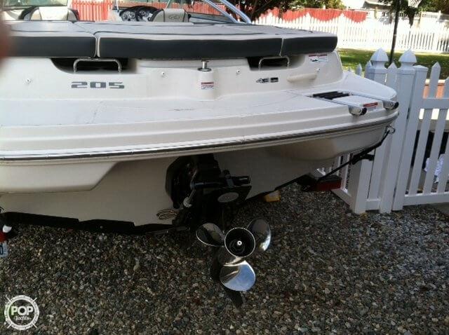 2010 Sea Ray 205 Sport Bowrider - Photo #6
