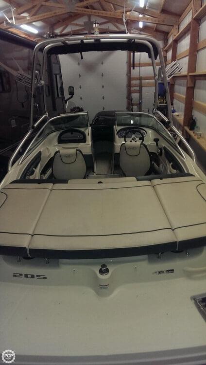 2010 Sea Ray 205 Sport Bowrider - Photo #17