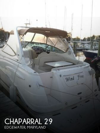 Used Chaparral 29 Boats For Sale by owner | 2004 Chaparral 29
