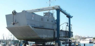 Marinette Marine Corp 74 LCM-8, 74', for sale - $250,000