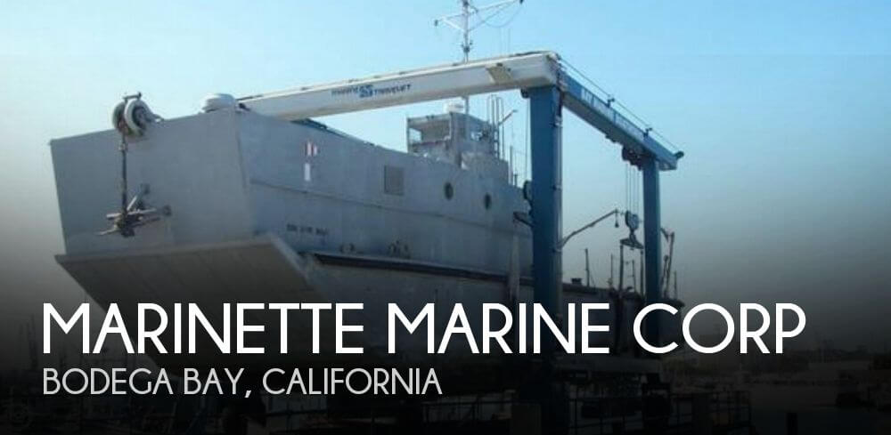 1969 Marinette Marine Corp 74 LCM-8
