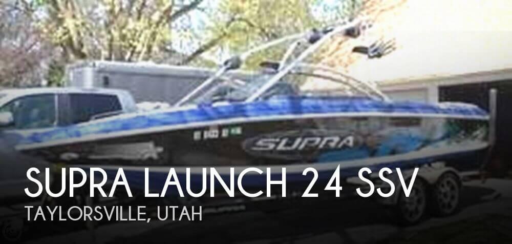 2008 Supra Launch 24 SSV - Photo #1