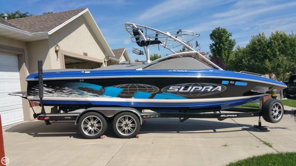 2008 Supra Launch 24 SSV - Photo #23