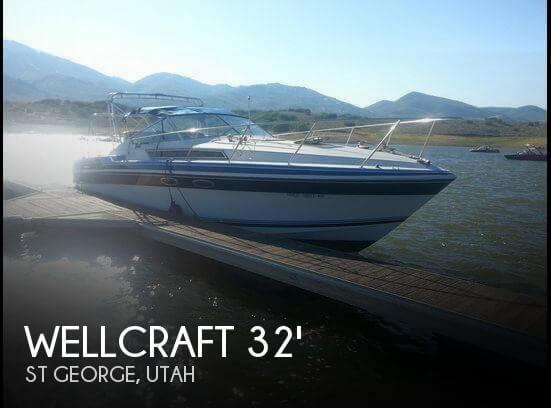 1986 Wellcraft 3200 ST TROPEZ - Photo #1