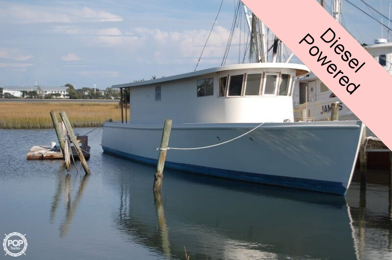 Used Boats For Sale in North Carolina by owner | 1942 Custom 78