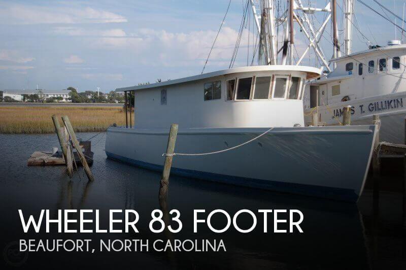 1942 Wheeler 83 Footer - Photo #1
