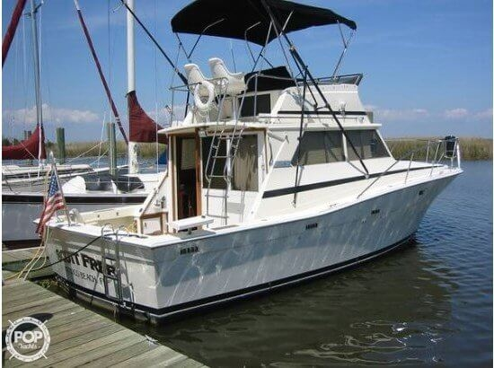 1984 viking 35 fishing boat for sale in jersey ga for Fishing boats for sale nj