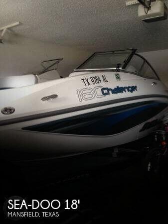2007 Sea-Doo 180 Challenger - Photo #1