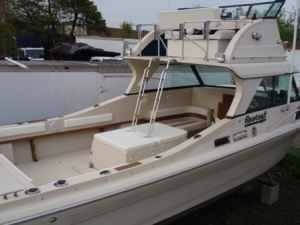 1982 Sportcraft 270 C Eagle Flybridge - Photo #2