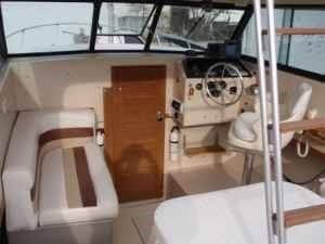 1982 Sportcraft 270 C Eagle Flybridge - Photo #4