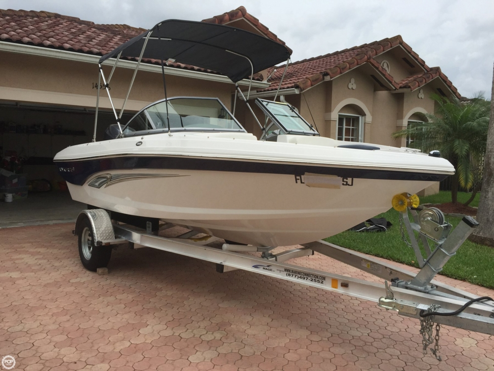 2014 Rinker 186 BR Captiva - Photo #4