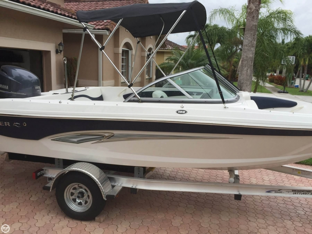 2014 Rinker 186 BR Captiva - Photo #5