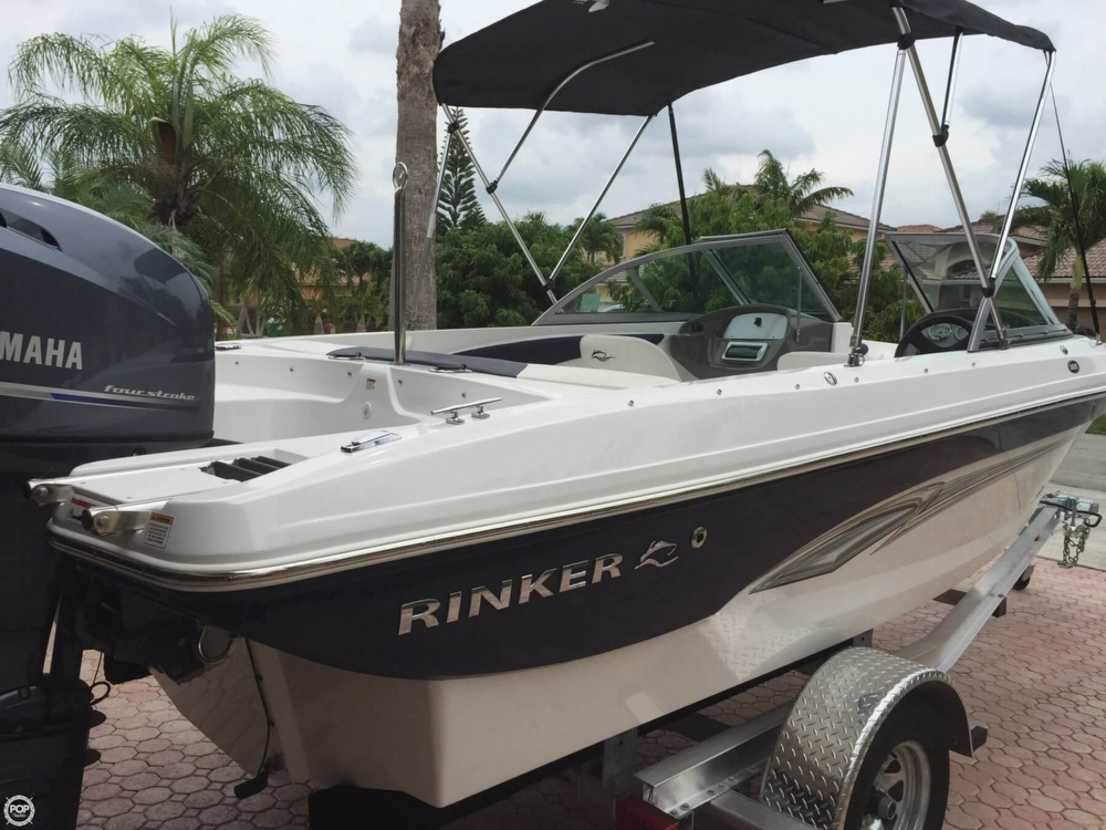 2014 Rinker 186 BR Captiva - Photo #7