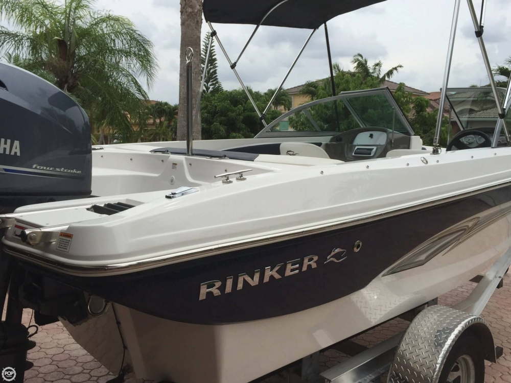 2014 Rinker 186 BR Captiva - Photo #20