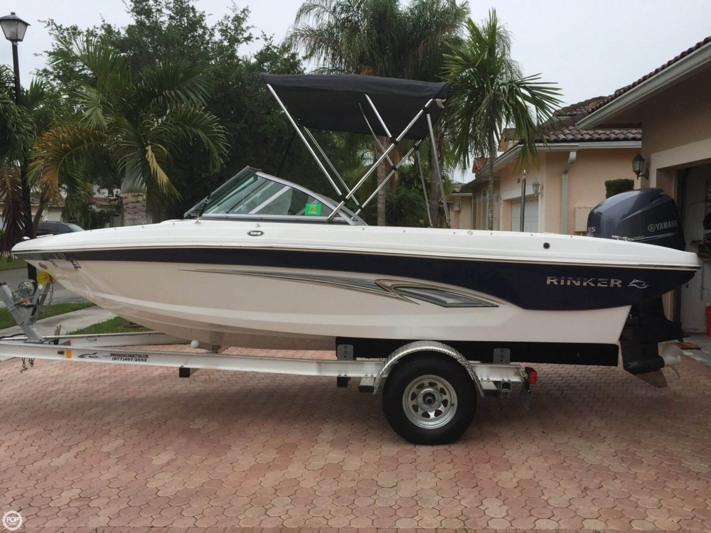 2014 Rinker 186 BR Captiva - Photo #34
