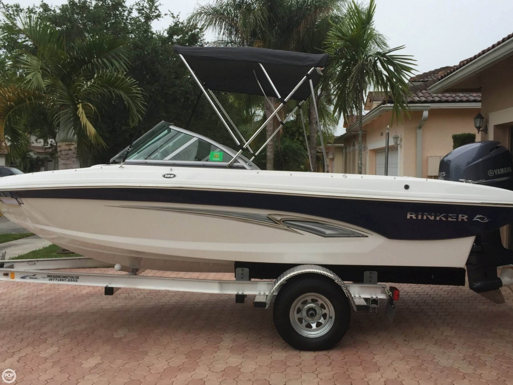 2014 Rinker 186 BR Captiva - Photo #35