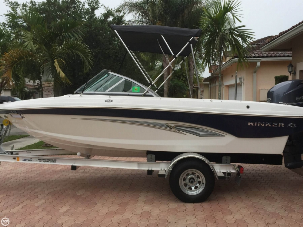 2014 Rinker 186 BR Captiva - Photo #36