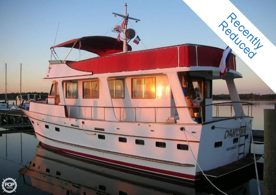 Used Boats For Sale in Beaumont, Texas by owner | 1982 Marine Trader 50