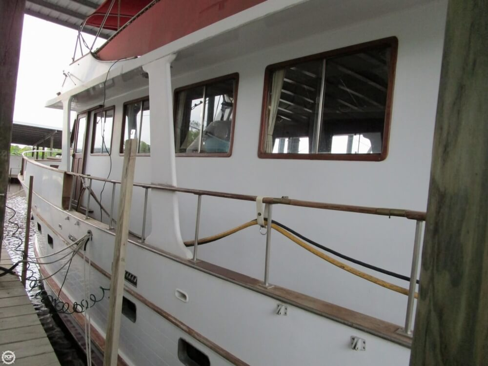 1982 Marine Trader boat for sale, model of the boat is 50 Motor Yacht & Image # 37 of 40