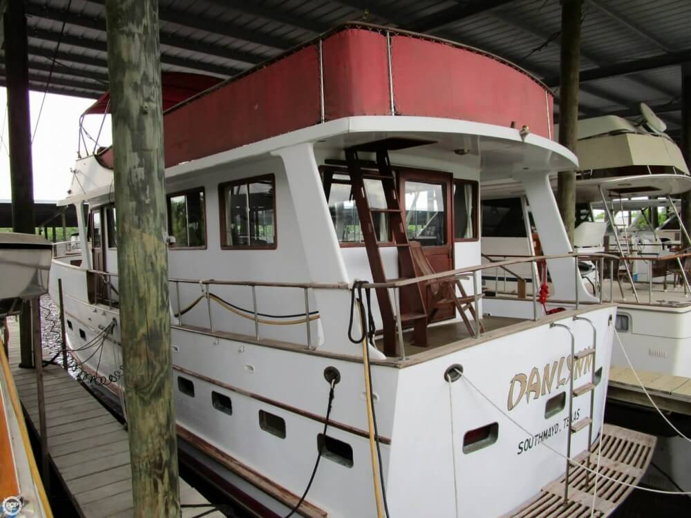 1982 Marine Trader boat for sale, model of the boat is 50 Motor Yacht & Image # 39 of 40