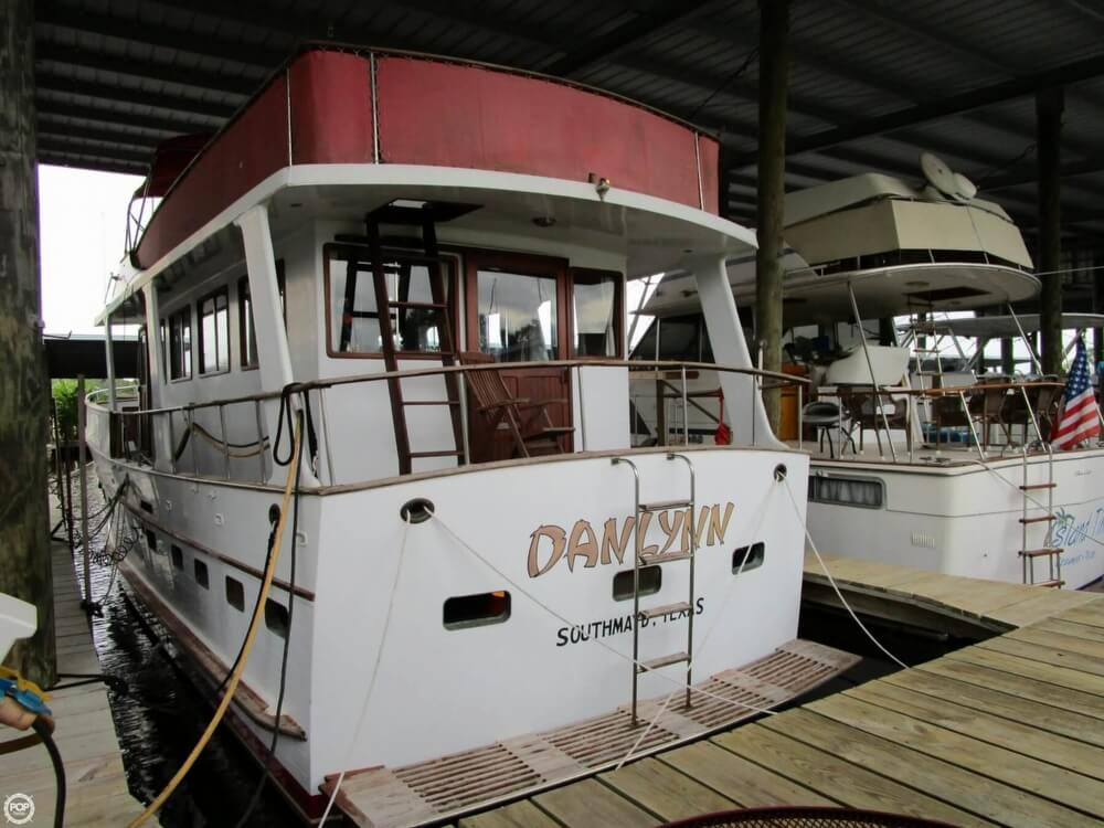 1982 Marine Trader boat for sale, model of the boat is 50 Motor Yacht & Image # 40 of 40