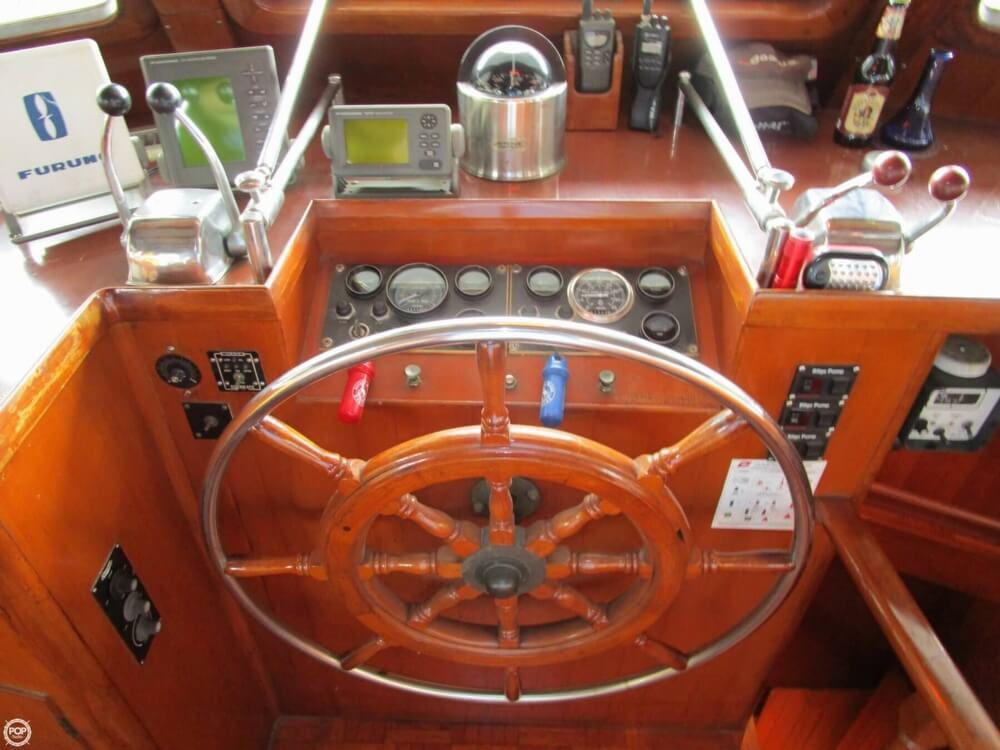 1982 Marine Trader boat for sale, model of the boat is 50 Motor Yacht & Image # 9 of 40