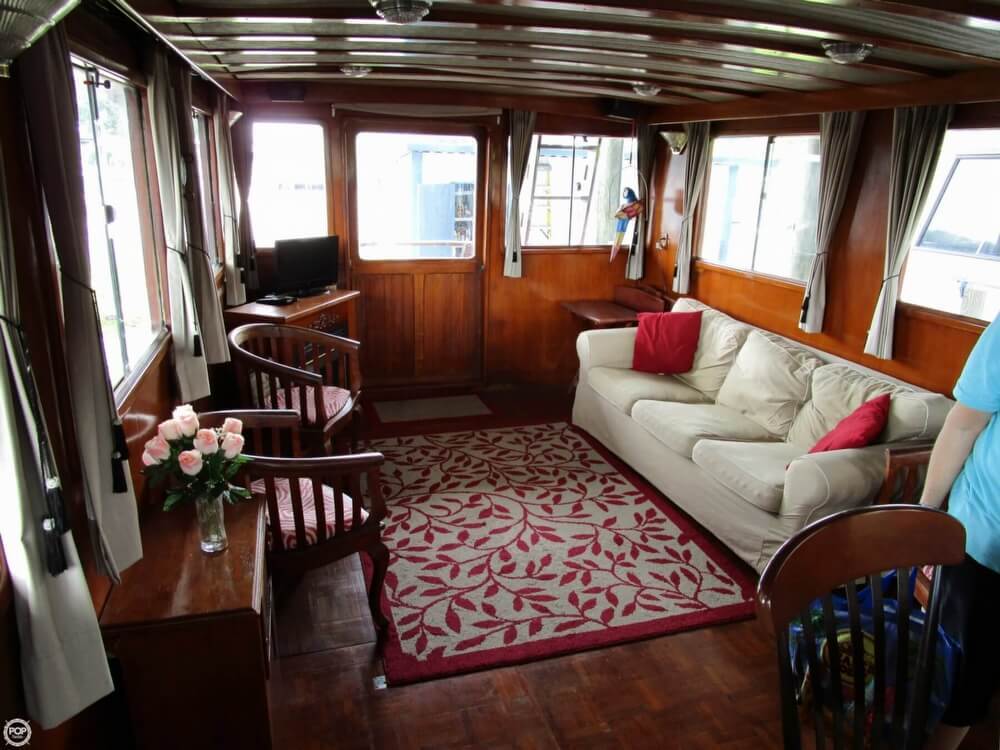 1982 Marine Trader boat for sale, model of the boat is 50 Motor Yacht & Image # 11 of 40