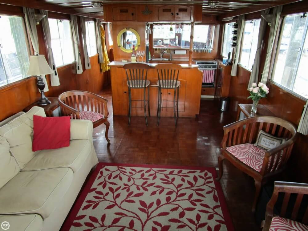1982 Marine Trader boat for sale, model of the boat is 50 Motor Yacht & Image # 13 of 40