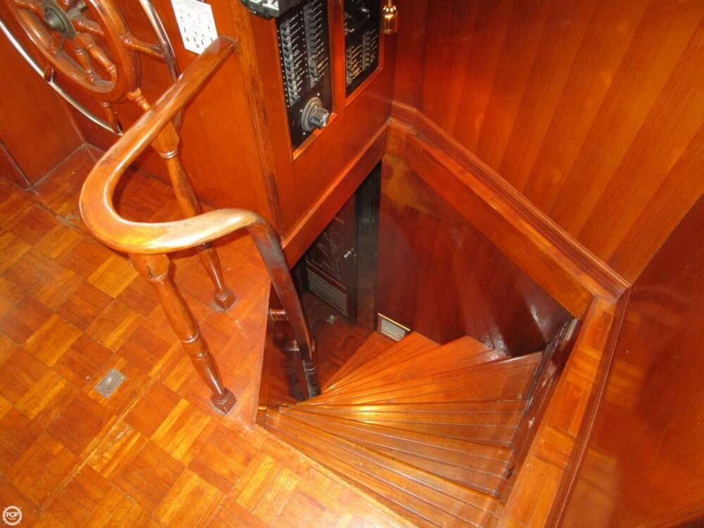 1982 Marine Trader boat for sale, model of the boat is 50 Motor Yacht & Image # 14 of 40