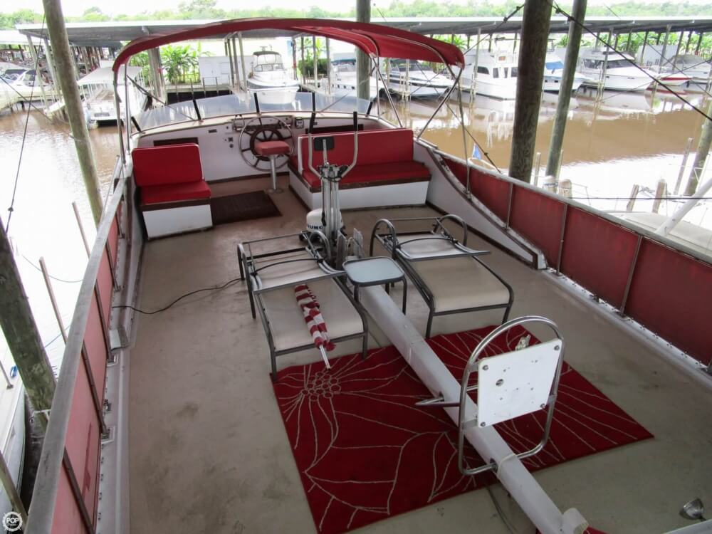 1982 Marine Trader boat for sale, model of the boat is 50 Motor Yacht & Image # 25 of 40