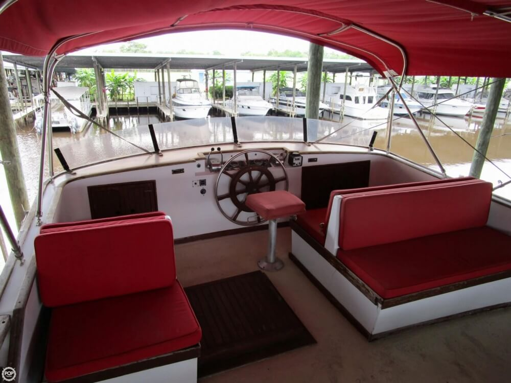 1982 Marine Trader boat for sale, model of the boat is 50 Motor Yacht & Image # 26 of 40
