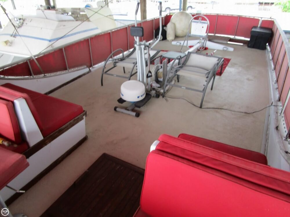 1982 Marine Trader boat for sale, model of the boat is 50 Motor Yacht & Image # 27 of 40