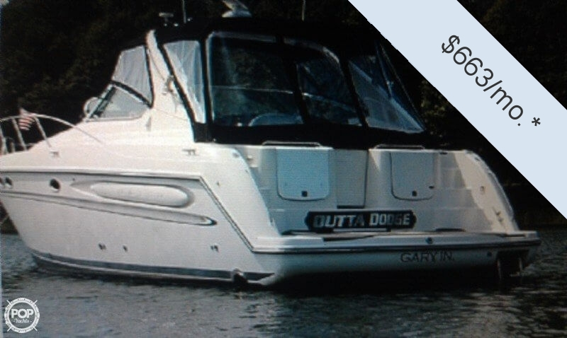 Used Boats For Sale in Burlington, Vermont by owner | 1997 Maxum 38