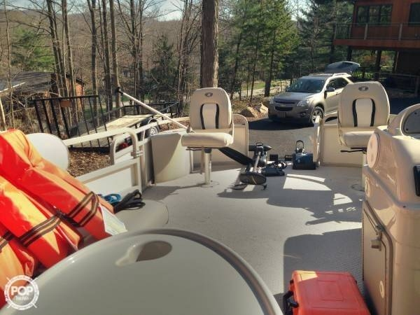 2006 Smoker Craft boat for sale, model of the boat is 8520 Fish RE & Image # 6 of 21
