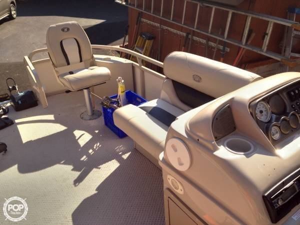 2006 Smoker Craft boat for sale, model of the boat is 8520 Fish RE & Image # 8 of 21