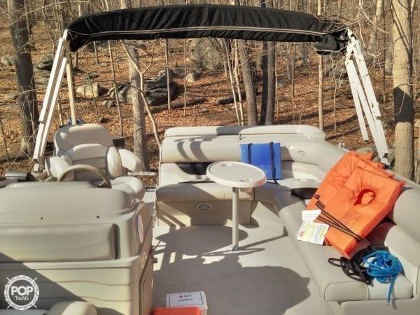 2006 Smoker Craft boat for sale, model of the boat is 8520 Fish RE & Image # 15 of 21